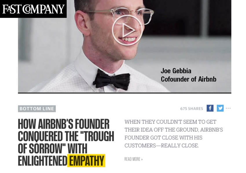 Airbnb and Empathy