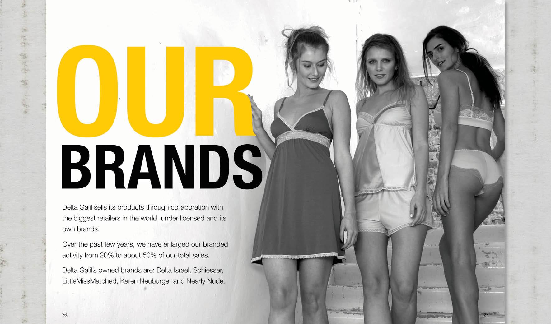 Delta CSR - Our brands