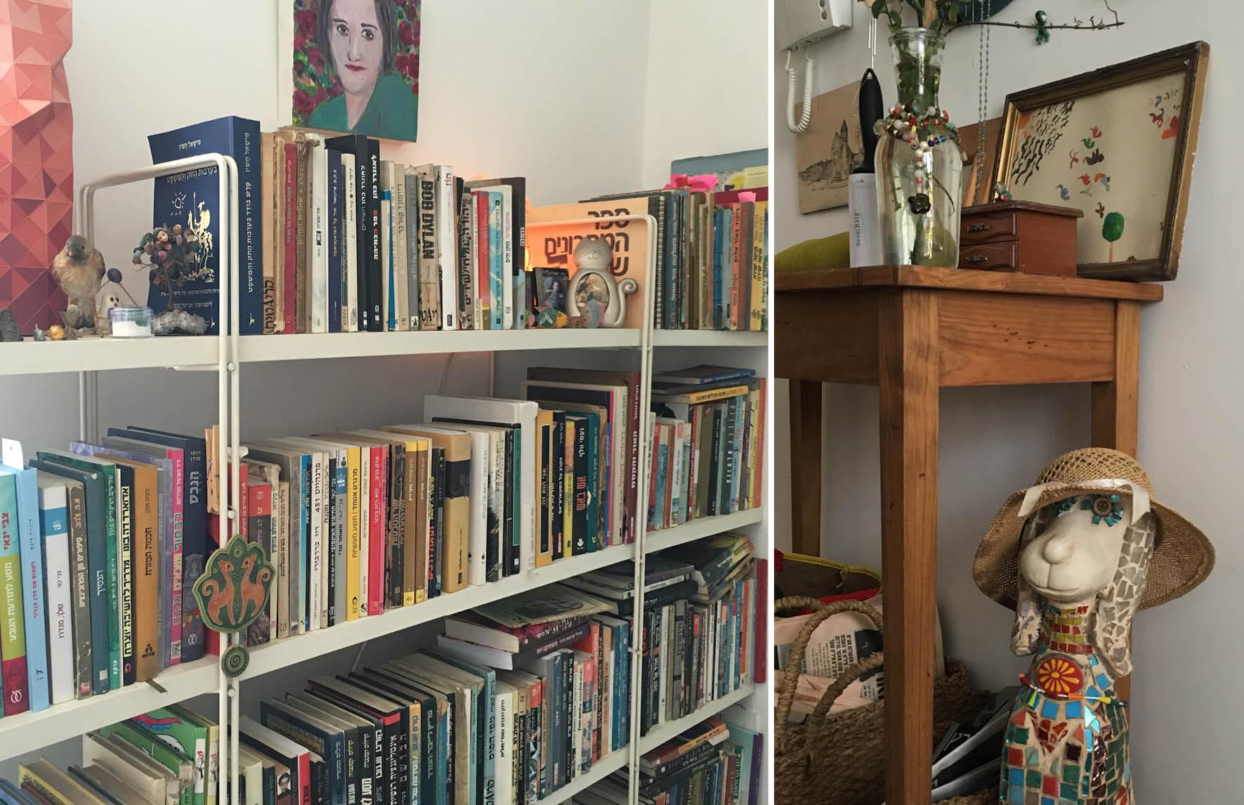 הספריה של ורד מוסנזון