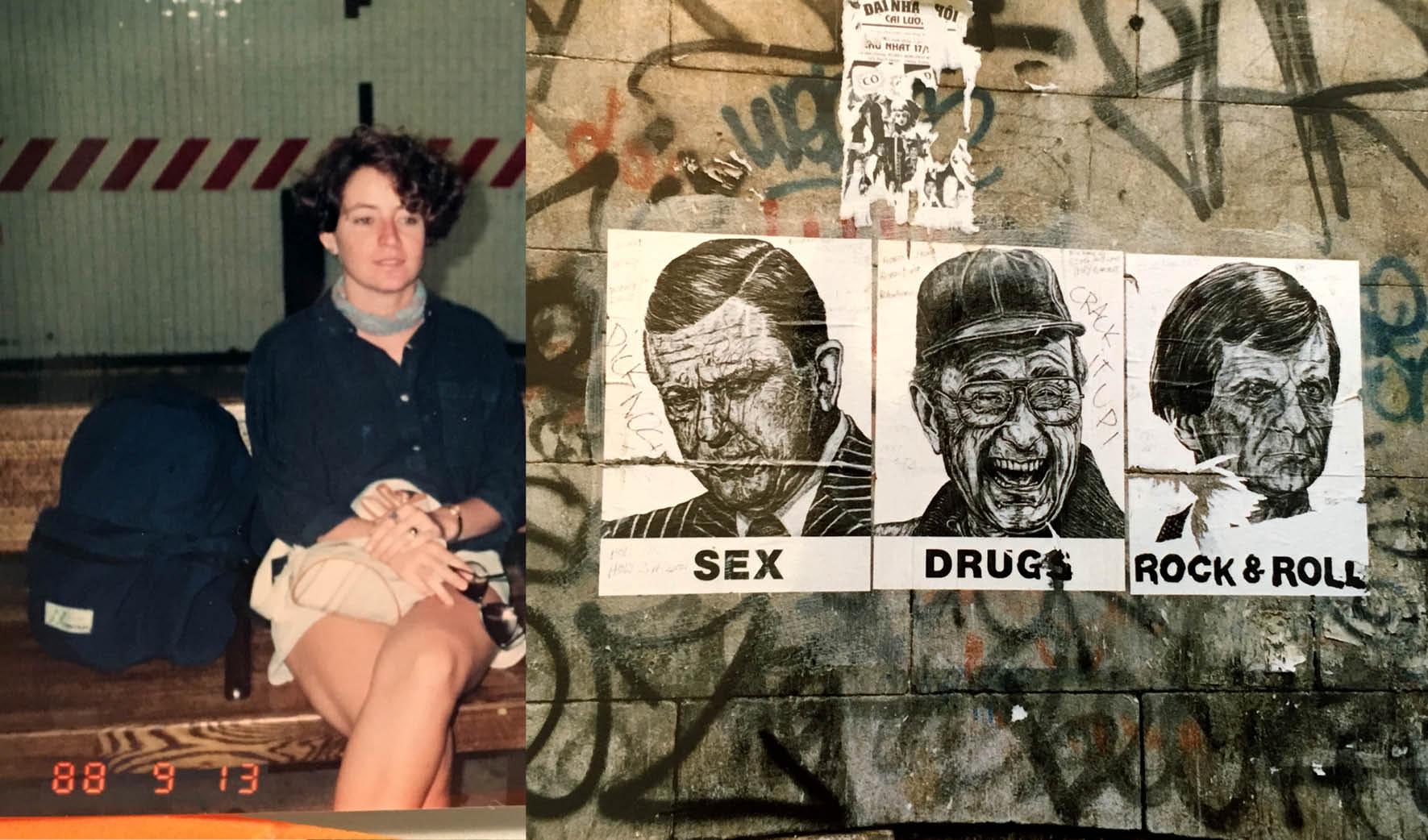 ניו יורק 1989. פעם ראשונה בניו יורק