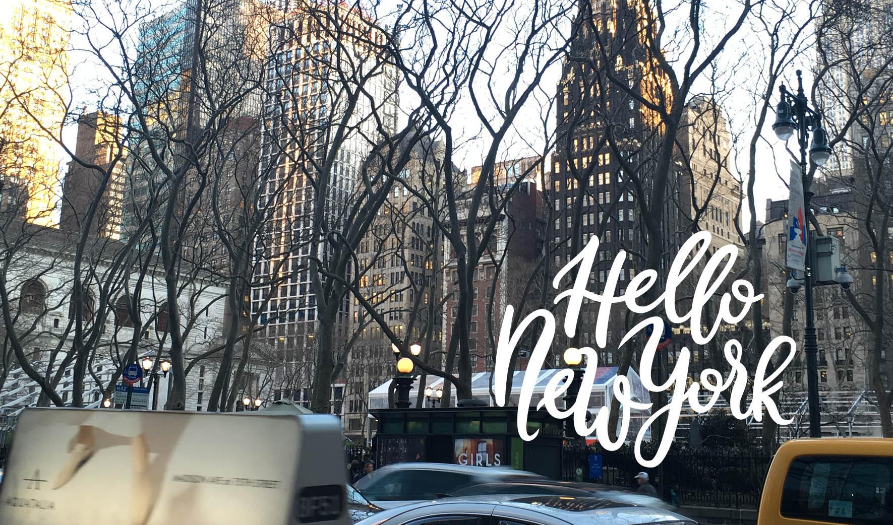 צילום ראשון בניו יורק