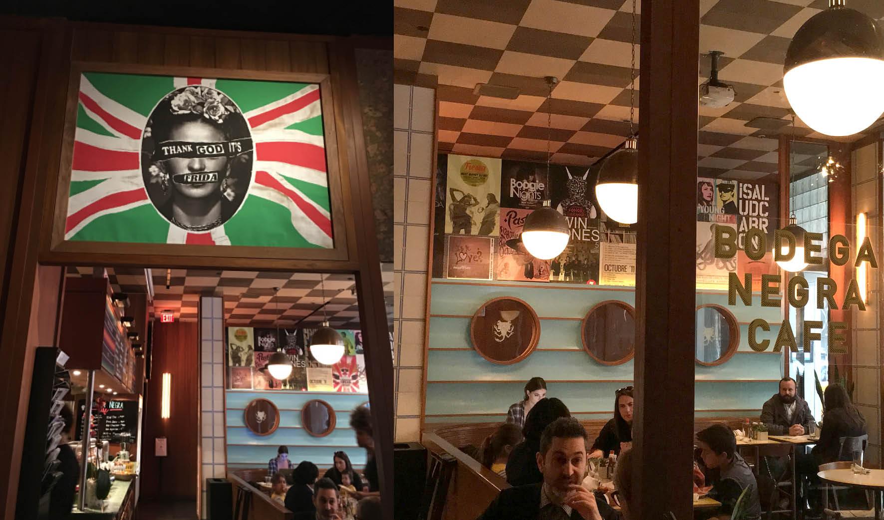 בית הקפה שבמלון, Dream Hotel
