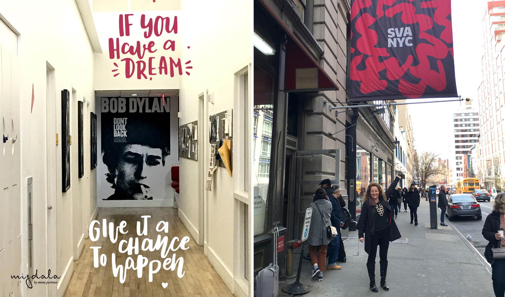 School of Visual Arts, 209 E 23rd St, New York, NY 10010, USA
