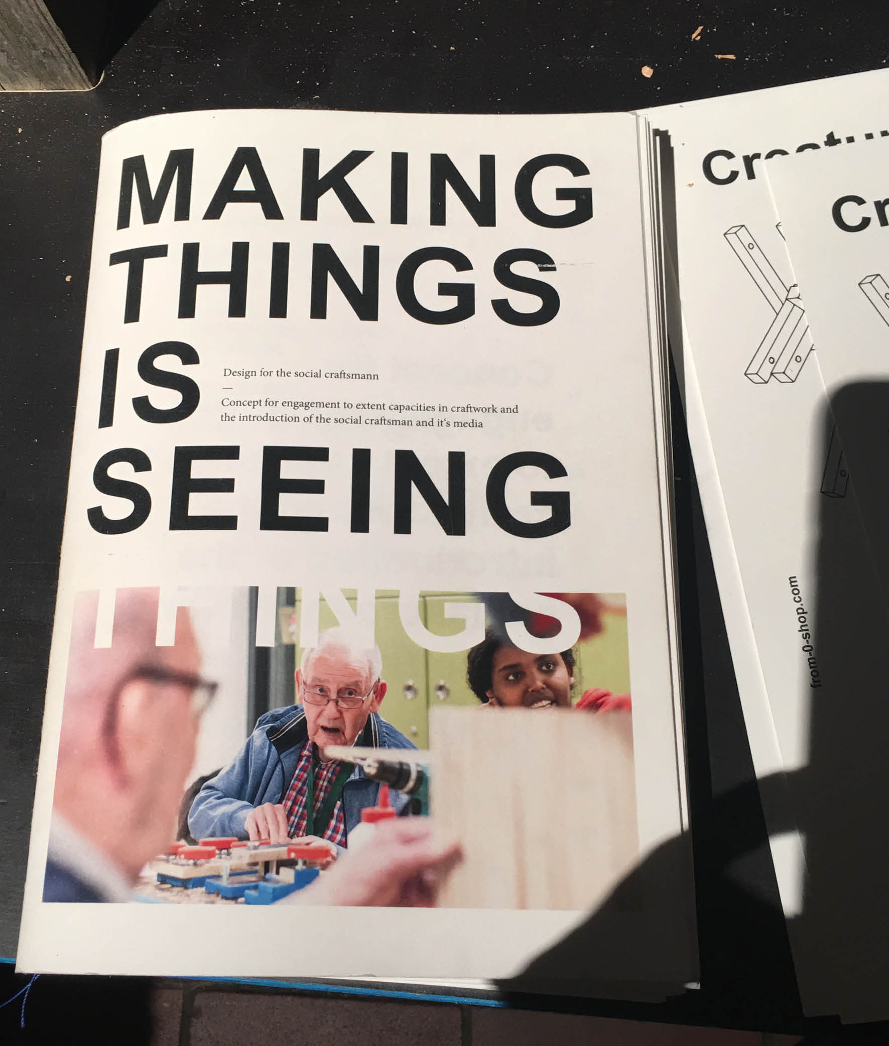 Making Things is seeing things/Rubin Weidner. Dutch Design Week, Eindhoven 2019