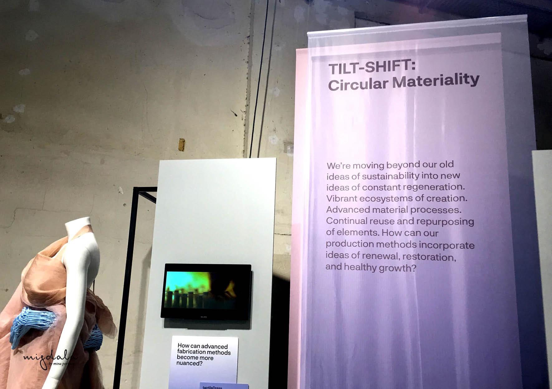 Shit - Reframing Futures, שבוע העיצוב איינדהובן 2019, Migdala Blog
