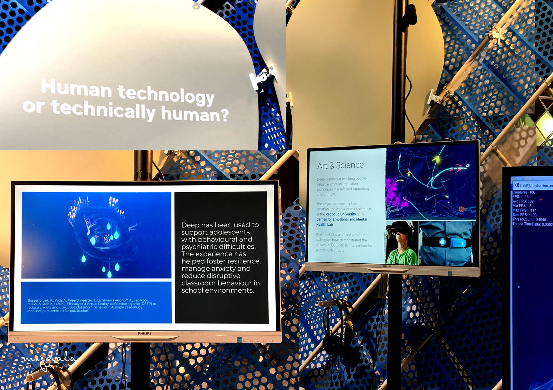 ?DDW Eindhoven 2019, Human technology or technically human