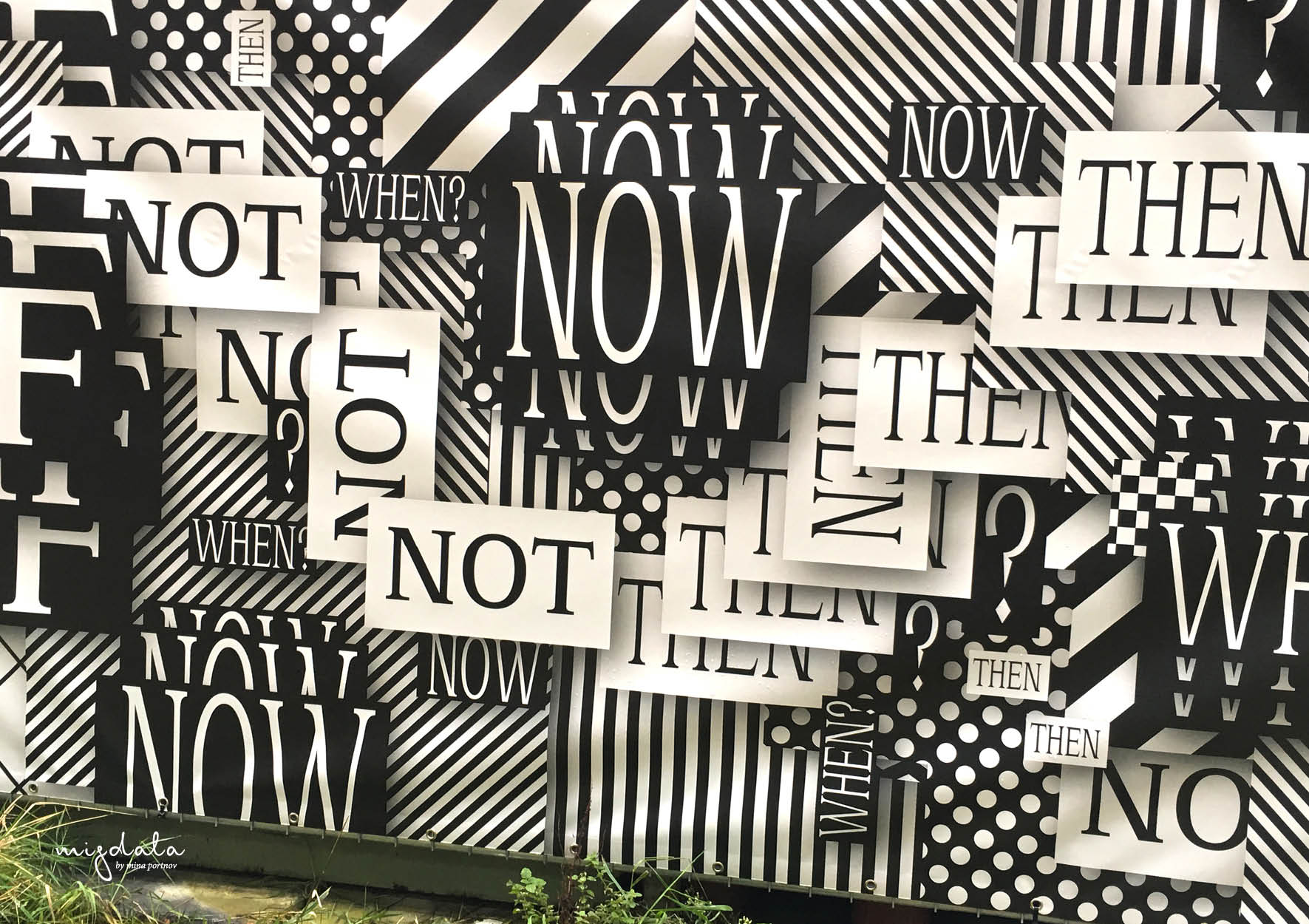 "If not now, than when?"" Dutch Design week 2019 theme"""