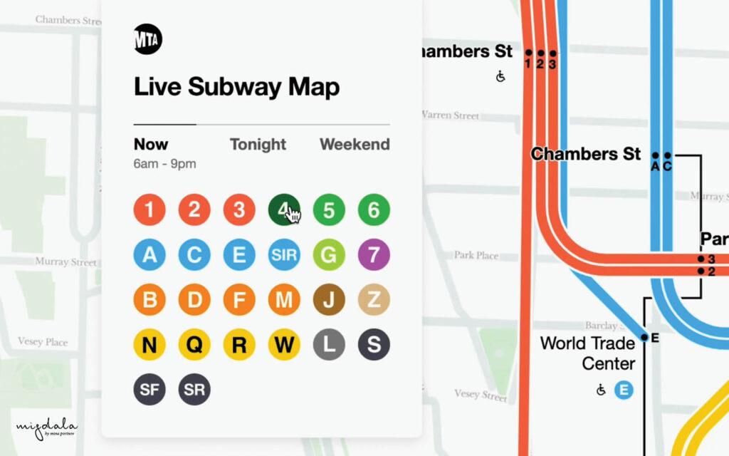 המפה החדשה הדיגיטלית