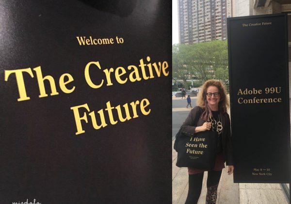 כנס Adobe 99U העתיד הוא יצירתי. על עיצוב, ייעוד, הקשבה ואמפתיה עם האדם במרכז