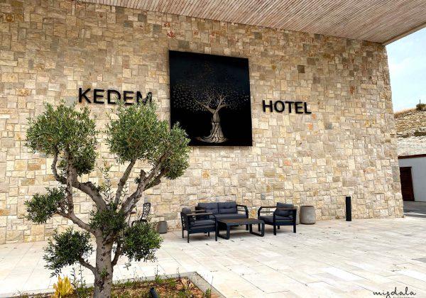 24 שעות בחיפה – מלון קדם