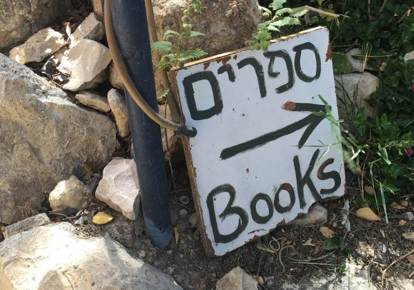 שתיקת הספרים
